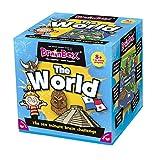 BrainBox El juego del mundo Memoria 8+