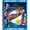 Peter Pan In Return To Never Land: Special Edition [Blu-ray + DVD] (Bilingual)