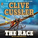 The Race: An Isaac Bell Adventure, Book 4 (       UNABRIDGED) by Clive Cussler, Justin Scott Narrated by Scott Brick