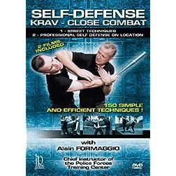 Self-Defense - Krav - Close Combat Street Fighting Techniques