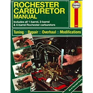 Rochester Auto Repair on Rochester Carburetor Manual   Haynes Automotive Repair Manual