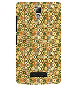 LENNOVO A2010 PATTERN Designer Back Cover Case By PRINTSWAG
