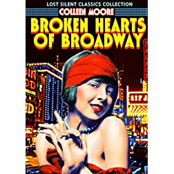 Broken Hearts of Broadway (Silent)