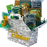 Art of Appreciation Gift Baskets Thanks A Million Gable Gift Box of Snacks and Gourmet Treats