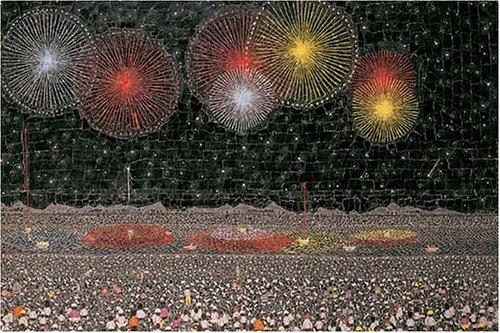 1000ピース 長岡の花火 11-058