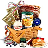 New England Breakfast Gift Basket Standard