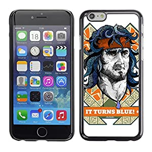 caseco rambo stallone apple iphone 6 slim pc sleek case cover armor shell cell. Black Bedroom Furniture Sets. Home Design Ideas