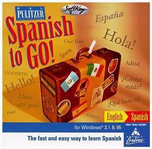 Spanish to Go (Jewel Case)