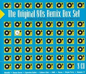 The Original 80s Remix Box Set
