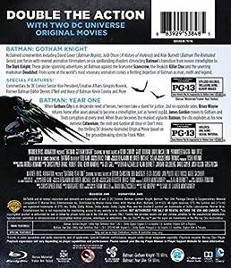 DCU: Batman: Gotham Knight/DCU Batman Year One - MFV (BD) (DBFE) [Blu-ray] at Gotham City Store