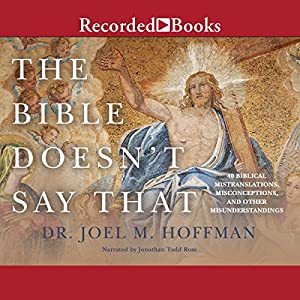 The Bible Doesn't Say That Audiobook