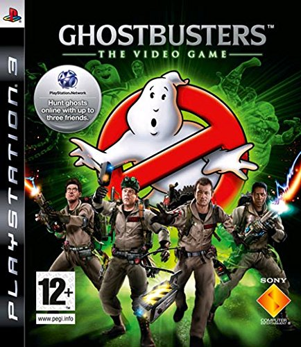 PS3 GHOSTBUSTERS VIDEOGAME WM