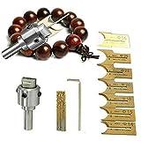 [New Year Offer Sale] Premium Beads Drill BIT - Manual Hand Drill Tool Set