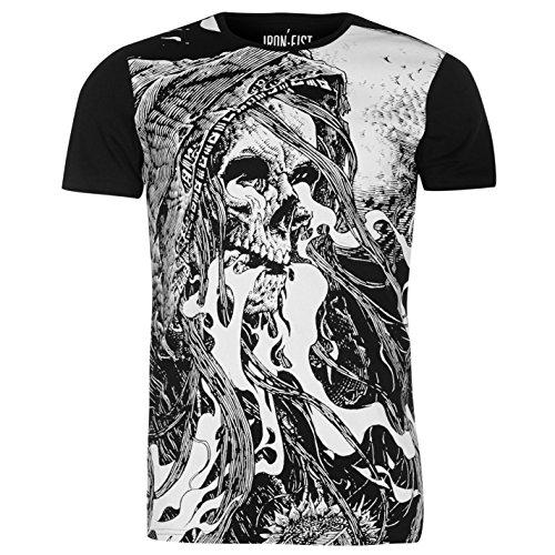 Iron Fist -  T-shirt - Uomo Wild For X-Large