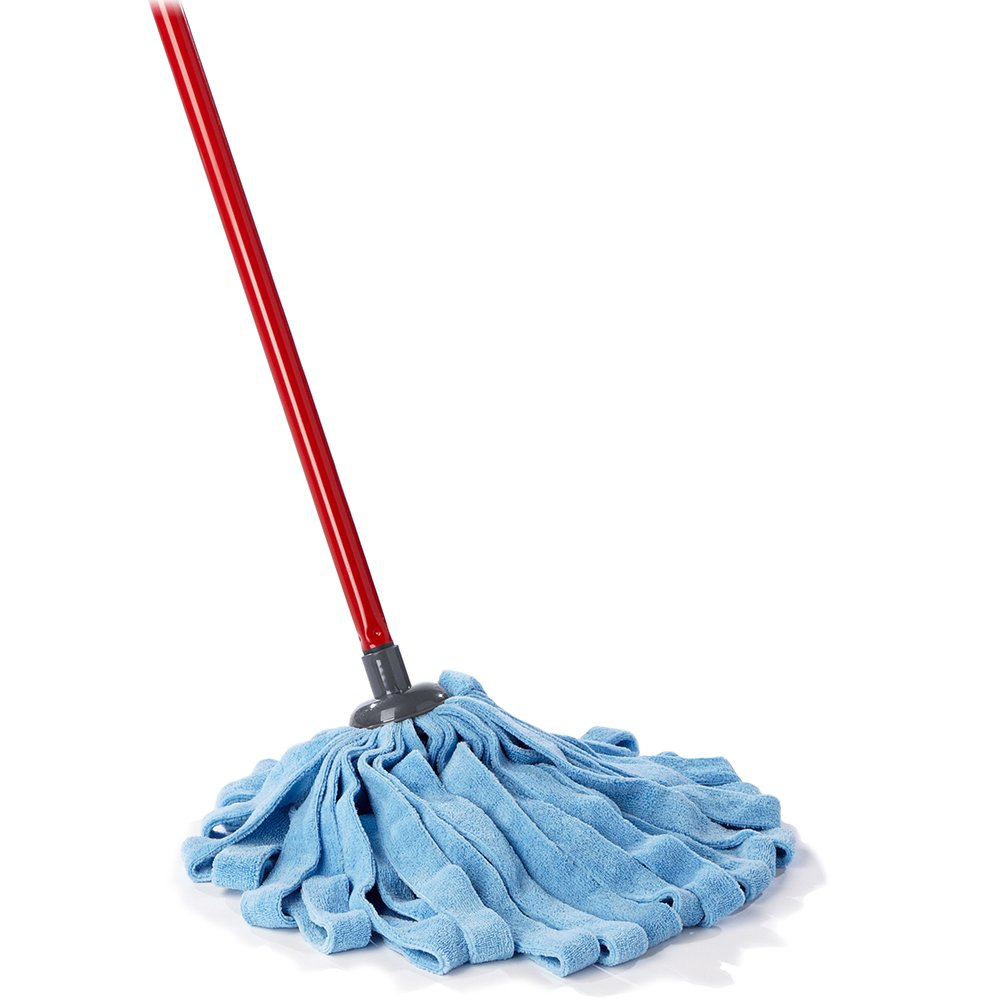how to use a microfiber wet mop