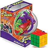 The Rookie Brain-Bending Bundle: Perplexus Rookie and a Brybelly Puzzle Cube