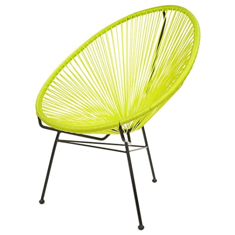 LA CHAISE LONGUE - Lounge Chair Acapulco La Chaise Longue green