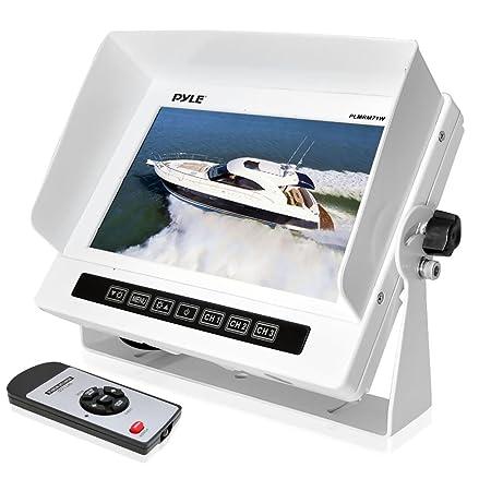 """Pyle 7 """"- résistant à l'eau et Anti-reflets pour écran LCD"""