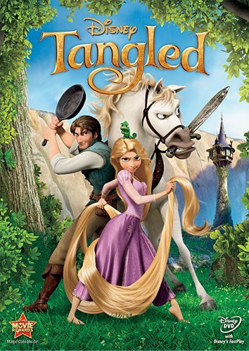 Tangled [DVD] [2010] [Region 1] [US Import] [NTSC]