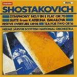 Shostakovich: Symphony No. 9; Festive...