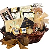 Art of Appreciation Gift Baskets   The Classic Gourmet Food Basket - Medium
