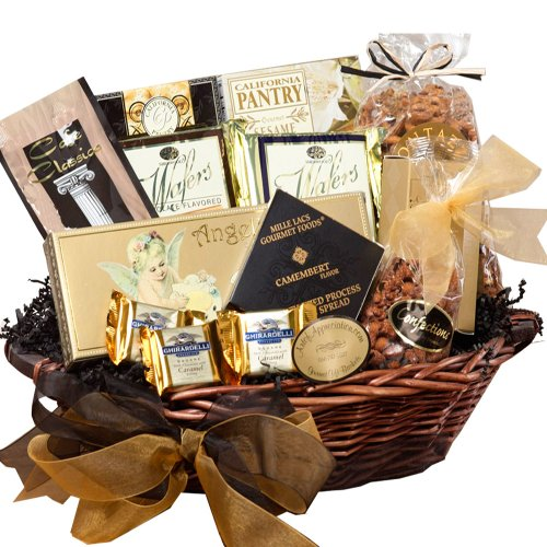 Art of Appreciation Gift Baskets Classic Gourmet Food and Snacks Set, Medium (Gift Baskets Prime Shipping compare prices)