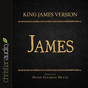 Holy Bible in Audio - King James Version: James Audiobook
