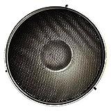 Campana riflettore radar diametro di 410 millimetri Bowens illuminazione fotografica in studio - Cablematic