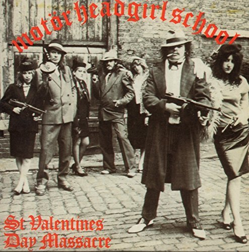 St Valentines Day Massacre EP - 3-Track CARD SLEEVE - 1) Please Don't Touch 2) Emergency 3) Bomber - 	CDSINGLE
