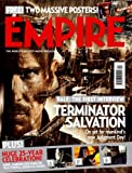 img - for Empire Magazine - April 2009 - 25 Years of Terminator, Russell Crowe, The Damned United, Richard Curtis, Let The Right One In (Issue 238) book / textbook / text book