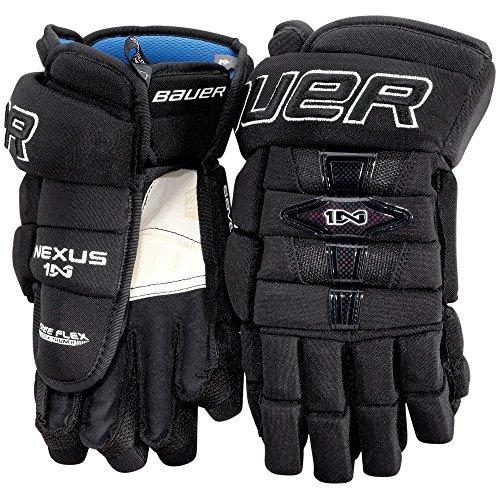 Bauer-Nexus-1N-Hockey-Gloves-Senior-15-Inch-Black