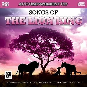 Songs from The Lion King (accompaniment CD) [Karaoke]