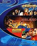 Image de Eragon / Notte Al Museo / Alvin Superstar (3 Blu-Ray)
