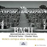 Bach: Brandenburg Concertos; Orchestral Suites; Chamber Music (8 CDs)
