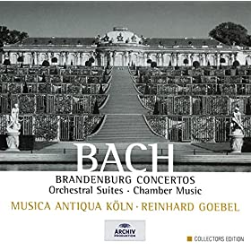 J.S. Bach: Suite No.1 In C, BWV 1066 - 7. Passepied I-II