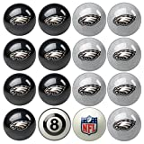 NFL Billiard Ball Set NFL Team: Philadelphia Eagles
