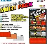 Auto Lens Repair Kit Multi-Pack