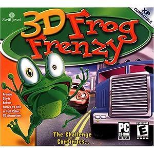 3D Frog Frenzy (Windows)
