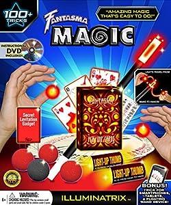 Fantasma Toys Illuminatrix Magic Set (100 Tricks)