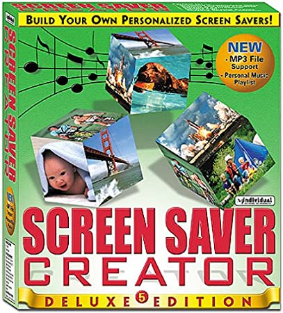 Screen Saver Creator Deluxe Edition 5.0