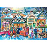 "1000 Piece Jigsaw Puzzle - Singing and Ringing - No.7 From The Find the Differences Collection - ""NEW JULY 2014"""