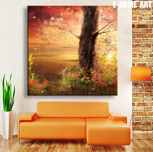 selva-calida-led-de-fibra-pintura-gallery-enmarcado-lamina-lienzo-bellas-artes-impresion-listo-para-