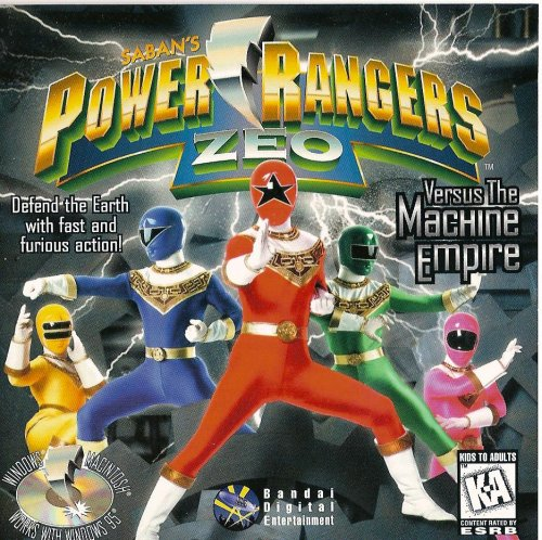 Power Rangers Zeo (Power Rangers Zeo Game compare prices)