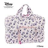 (Disney) ディズニーライン 『ミニー』 スーヴェニアボストンバッグM ピンク / 33291 (ピンク) (ピンク)