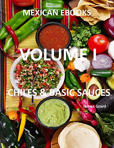 Mexican e-Books: Chiles & Basic Salsas by James Grant