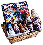 Gift Set Christmas Hamper with Nestlé Smarties (5 parts)