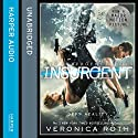 Insurgent: (Divergent, Book 2) (       UNABRIDGED) by Veronica Roth Narrated by Emma Galvin