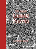 img - for The Island: London Mapped book / textbook / text book