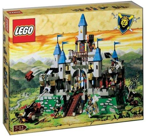 Black Wall 2 Lego Castle Tower Tops Build A Kingdom King Castle