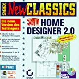 img - for 3D Home Designer 2.0. CASE. CD- ROM f r Windows 3.1/95. Deutsche Version book / textbook / text book
